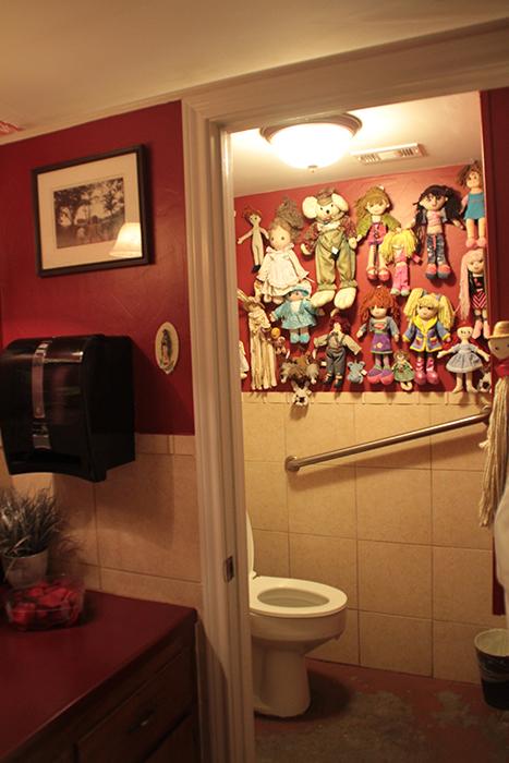 The hospital bathroom mexican milf