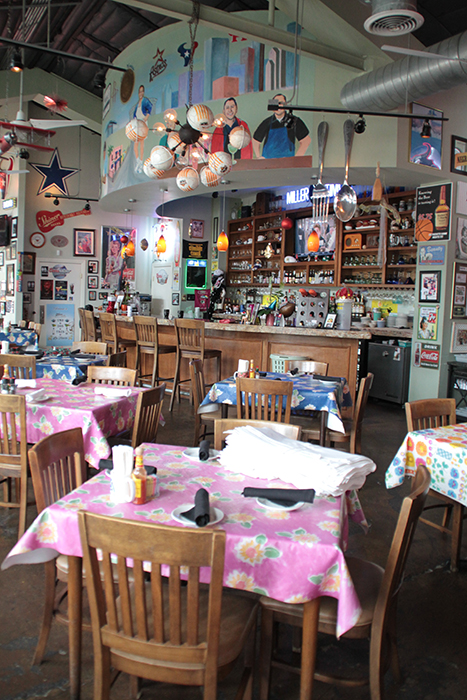 Inside Irma's Original Restaurant - Our Newest Addition