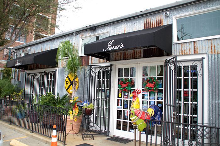 The South Entrance of Irma's Original Restaurant